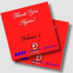 Thank You Again Vol 1 & 2