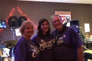 Linda Libera, Jenna Labera, Jackie Labera at Hrukus Hellraisers Halloween Weekend October 28, 2017