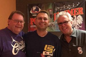 Mark Trzepacz, Todd Zaganiacz, Larry Trojak at Hrukus Hellraisers Halloween Weekend October 28, 2017