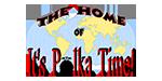 its polka time logo