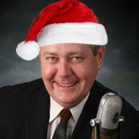Craig Ebel with a Santa Hat