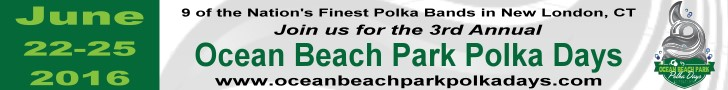 Ocean Beach Park Polka Days 2016