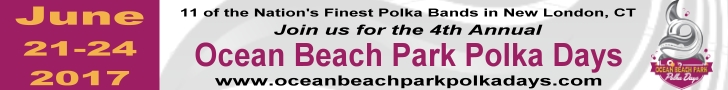 Ocean Beach Park Polka Days 2017