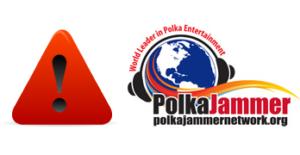 Polka Jammer Network Service Alert