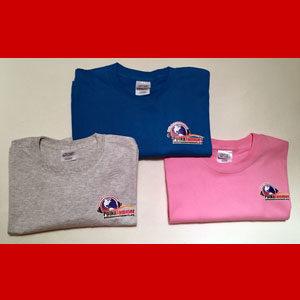 Polka Jammer Network Logo T-Shirts