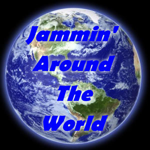 Jammin Around the World CD cover