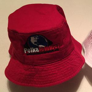 Sportsman Beach Hat - Red