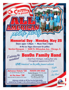 all american polka party