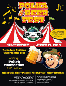 Polka and Beer Fest 2015