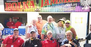 PJN Crew at Ocean Beach Park Polka Days 2015