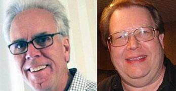 Larry Trojak & Mark Trzepacz