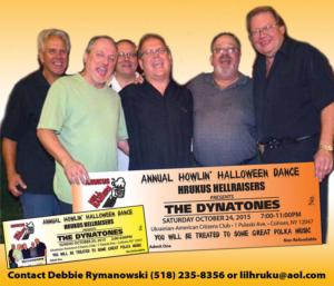 Dynatones LIVE on the Polka Jammer Network
