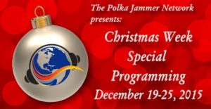 Polka Jammer Network Christmas Programming 2015