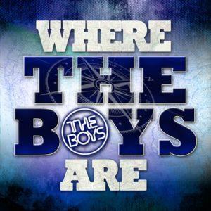 Where The Boys Are Album Cover
