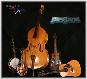 """Matt Lewandowski and Alliance - """"Payback"""" An Evening of Bluegrass (Original polkas brought into the Bluegrass Genre)"""