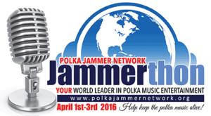Polka Jammer Network Jammerthon 2016 April 1-3