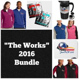 The Works 2016 Bundle