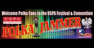 USPA Polka Jammer Banner