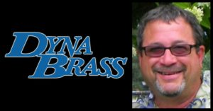 Dyna Brass and Kenny Olowin