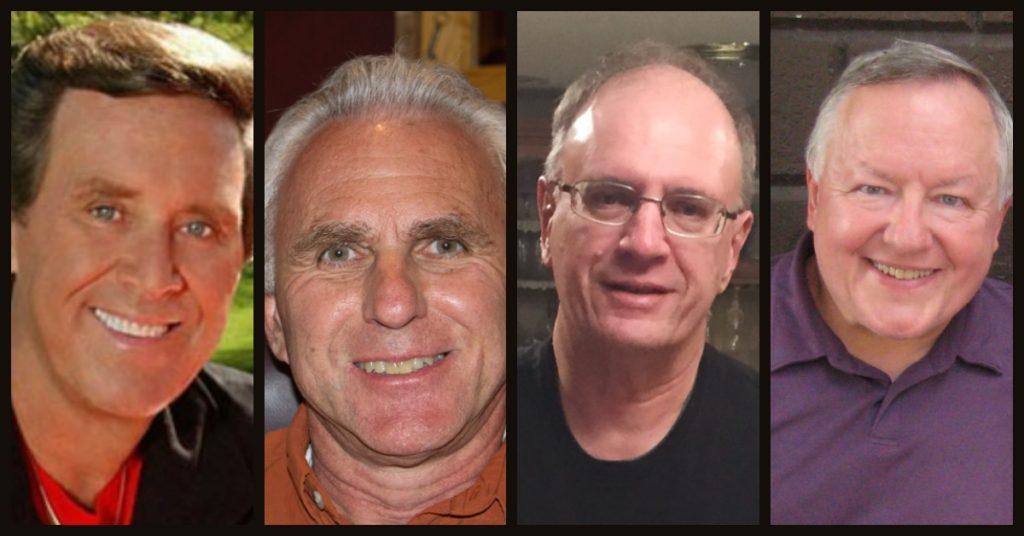 Jimmy Sturr, Kenny Habrack, Mitch Moskal, Dan Gury