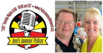 TONIGHT! Mark & Cherie Guest Host Joni's Jammin' Polkas