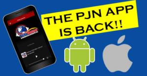 PJN app is back!