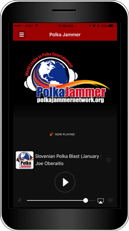 Have a Smart Phone or Tablet? Get the Polka Jammer App