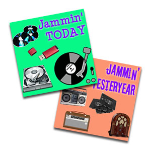 2017 Jammerthon CD 2 pack