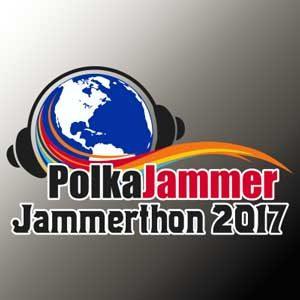 2017 Polka Jammer Network Jammerthon Logo
