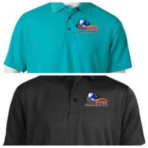 2017 Polka Jammer Network Jammerthon Polo Shirts