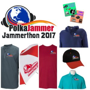 2017 Polka Jammer Network Jammerthon The Works Bundle