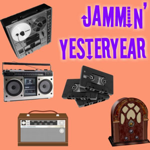 Front Cover Jammin Yesteryear Jammerthon CD 2017