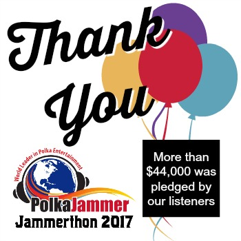 2017 Jammerthon totals