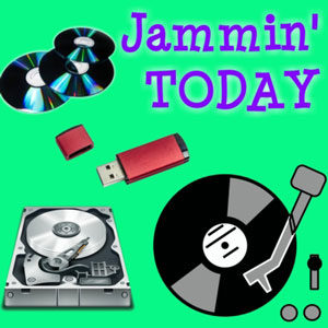 Jammin' Today CD Polka Jammerthon 2017