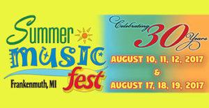 Frankenmuth Summer Music Festival