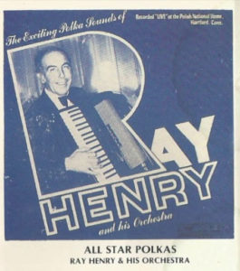 Ray Henry Orchestra Cover