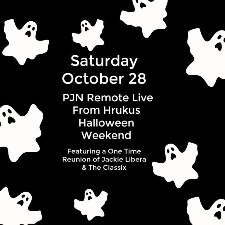 Oct 28 2017 Hrukus Halloween Live Remote