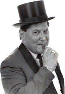 Ringmaster Keith Stras
