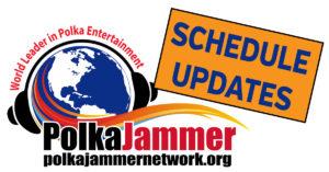 Polka Jammer Network Schedule Updates