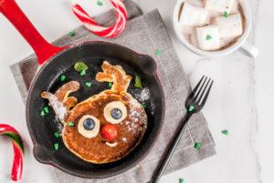 Reindeer Pancake Breakfast with Billy Belina