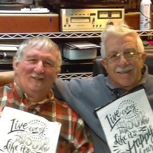 John Hurchala & Mike Pacholski