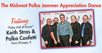 The Midwest Polka Jammer Appreciation Dance – June 2, 2018