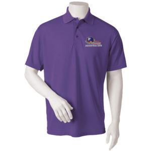 purple polo 2019 jammerthon