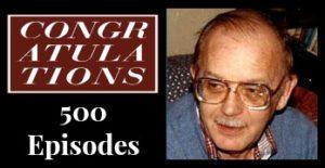 cousin ozzie 500 episodes
