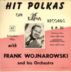 frank wojnarowski and his orchestra hulala dana polka
