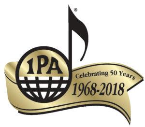 International Polka Association 50th Anniversary Logo