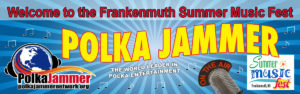 Polka Jammer at the Frankenmuth Summer Music Festival
