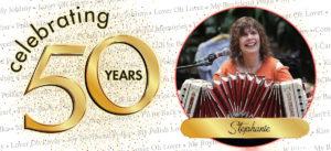 stephanie 50th Anniversary Celebration