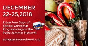 Polka Jammer Network Christmas 2018