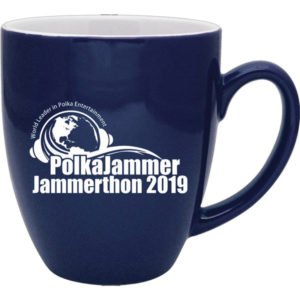 2019 jammerthon coffee mug